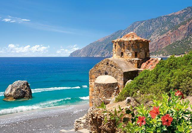 Agios Pavlos,Crete
