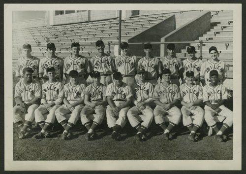 Abilene Ikes baseball team, Abilene, Kansas - Page