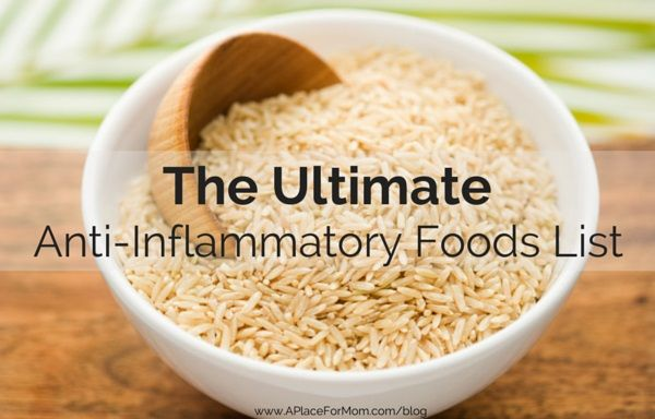 Is an anti-inflammatory diet the answer to chronic health ailments? Researchers have found that natural anti-inflammatory foods are a critical part of a healthy diet.