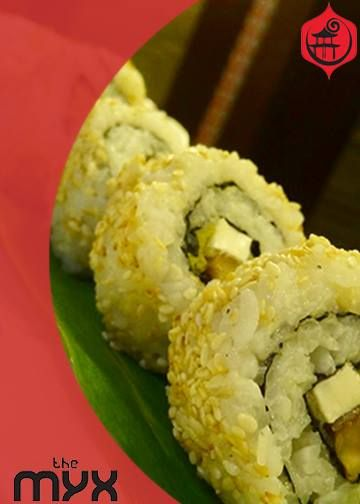 Have a SUSHI-ful Saturday!
