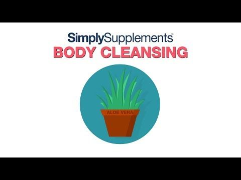 Body Cleansing | Simply Supplements
