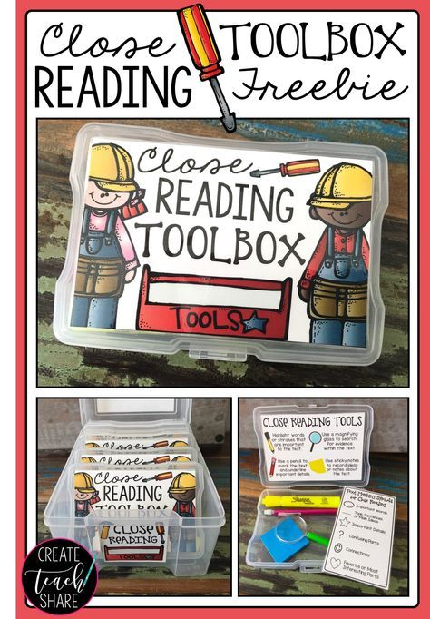 I am loving this Close Reading Toolbox!! It's just perfect for teaching students close reading strategies when given non-fiction passages. The insert helps teach students how to use different tools with informational texts. I can't wait to use this with a variety of reading activities. My 4th and 5th grade students are going to love this!!