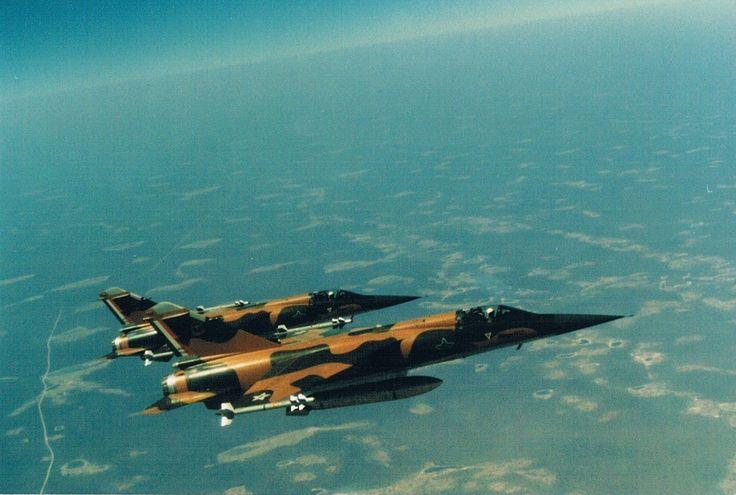 Mirage F1CZ SA Airforce