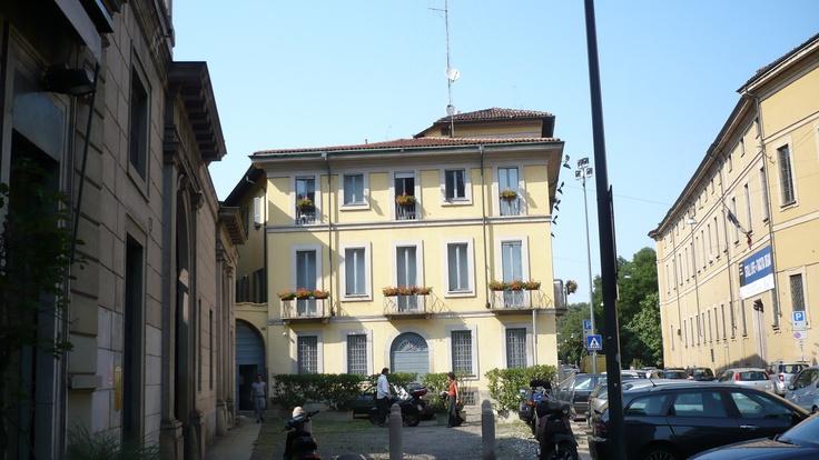 Milano, vicino al Parco di Porta Venezia