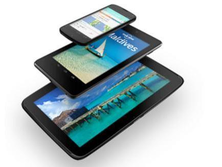 Google Nexus Tabletler Yenilendi.