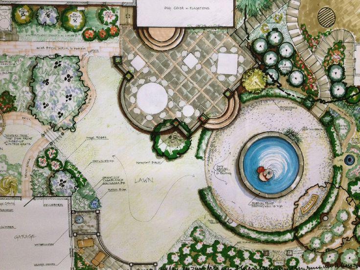 European Garden Design, Washington D.C. metro area. Nice work!