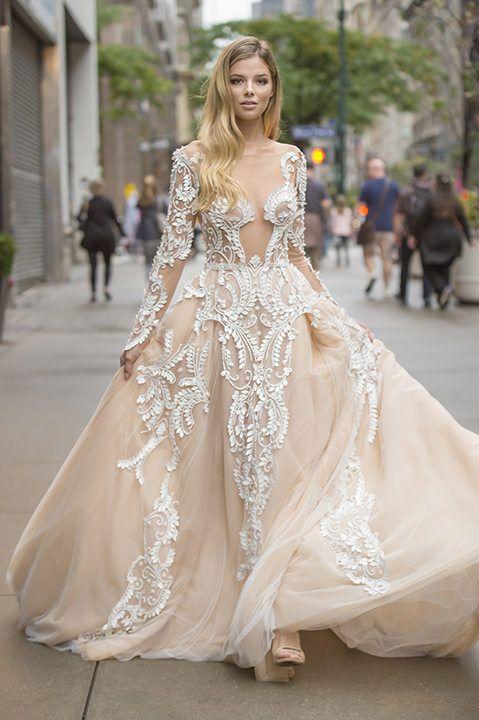 39872e2c321db Parfait | Wedding in 2019 | Wedding dresses, Designer wedding dresses, Pallas  couture