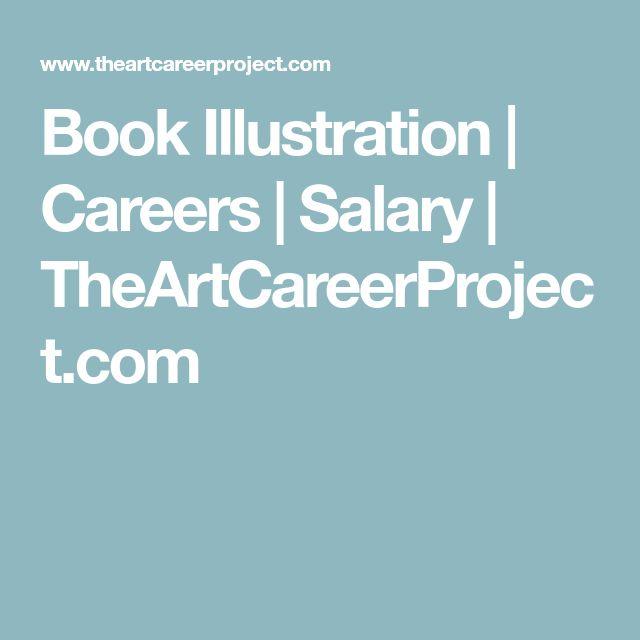 Book Illustration | Careers | Salary | TheArtCareerProject.com