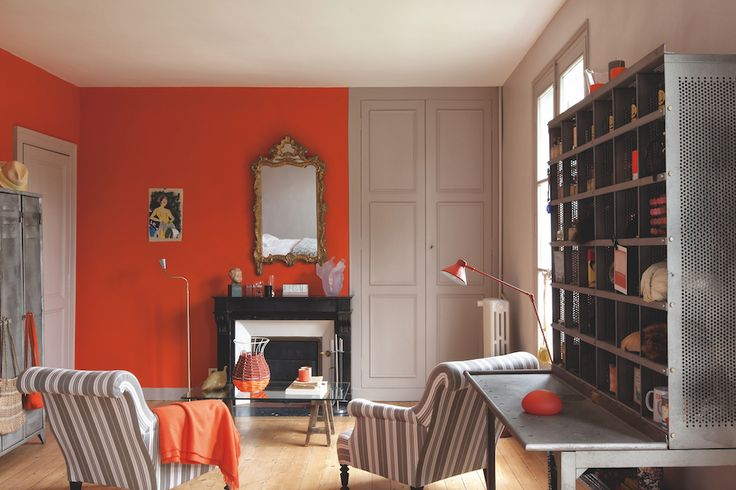At Home With: Designers Céline and Pierre Génin | New Vintage French Interiors | Exclusive Magazines