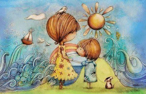 Los padres que aplican esa crianza consciente y esa educación hábil, madura y ante todo presente, no se olvidan de que hoy es el mejor día de sus hijos...