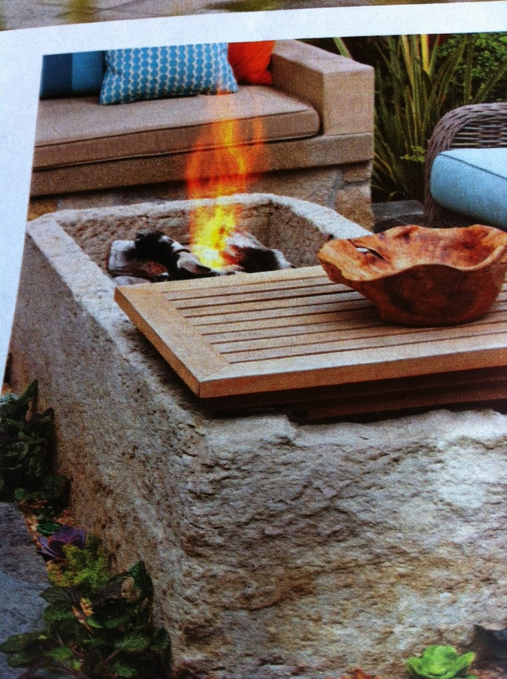 17 Best 1000 images about outside firepit on Pinterest Fireplaces