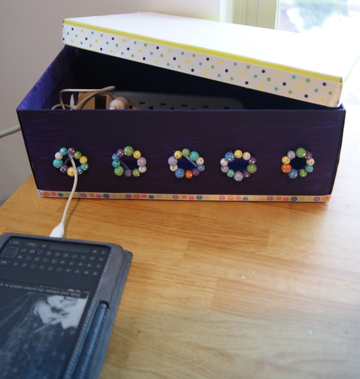 craft ideas for shoe boxes 17 best images about charging box on cable 6235