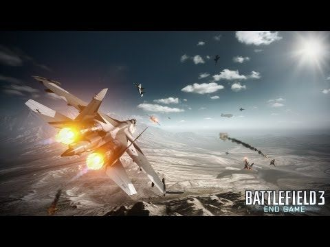 Battlefield 3: End Game is live now on PS3 in Europe, and will go live later today in North America (during Sony's normal Store update window). Why not take the new dirt bike for a spin in Capture the Flag mode?