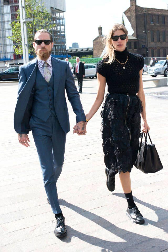 10 Most Stylish Couples - Most Stylish Couples - Harper's BAZAAR