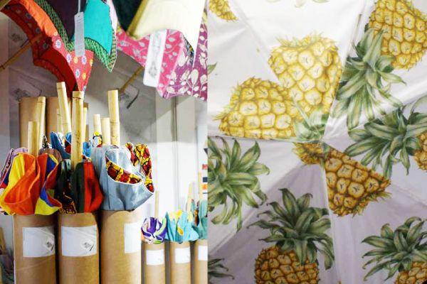 the coolest umbrellas ever - Afrosole