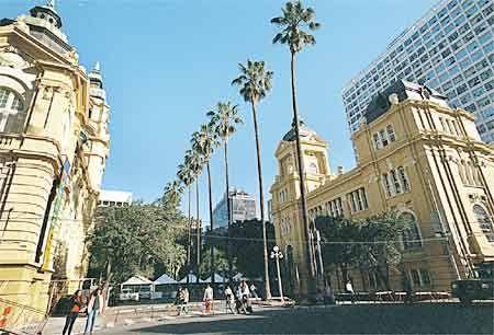 Folha Online - Turismo - América do Sul - Brasil - Porto Alegre (RS)