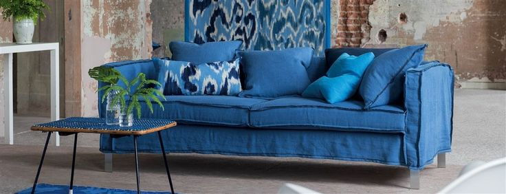 quadro loose sofa designers guild sofa couches benches pinterest designers guild. Black Bedroom Furniture Sets. Home Design Ideas