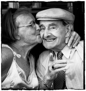 ...your guessing how this relates...I want to grow old with my love in my house!
