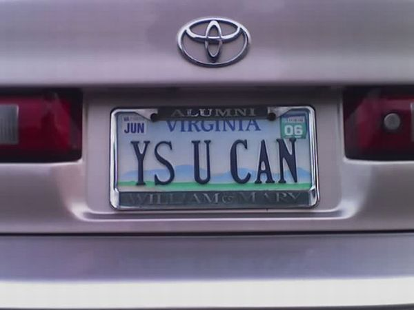 Funny Car Number Plates – Express Your Thoughts Freely | Car Humor