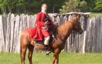 Distance Learning- video with park ranger -Washington, Fort Necessity