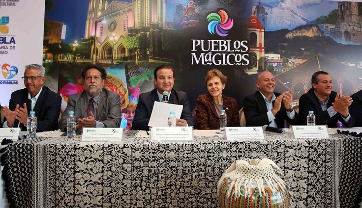 """Generan 9 """"Pueblos Mágicos"""" de Puebla 852 mdp: Sectur"""