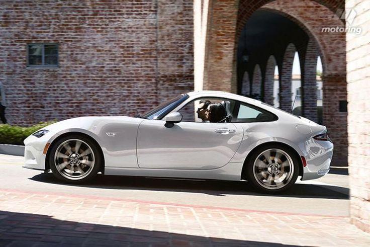Mazda Might Debut A Hard-Top Miata Next Week