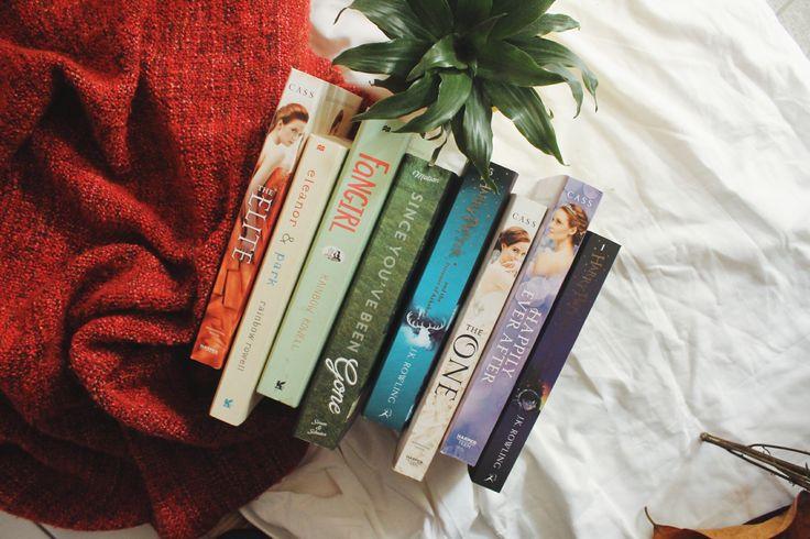 5 Reasons Why You Should Make a Bookstagram Account N-O-W!