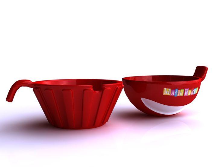 Merchandising mugs