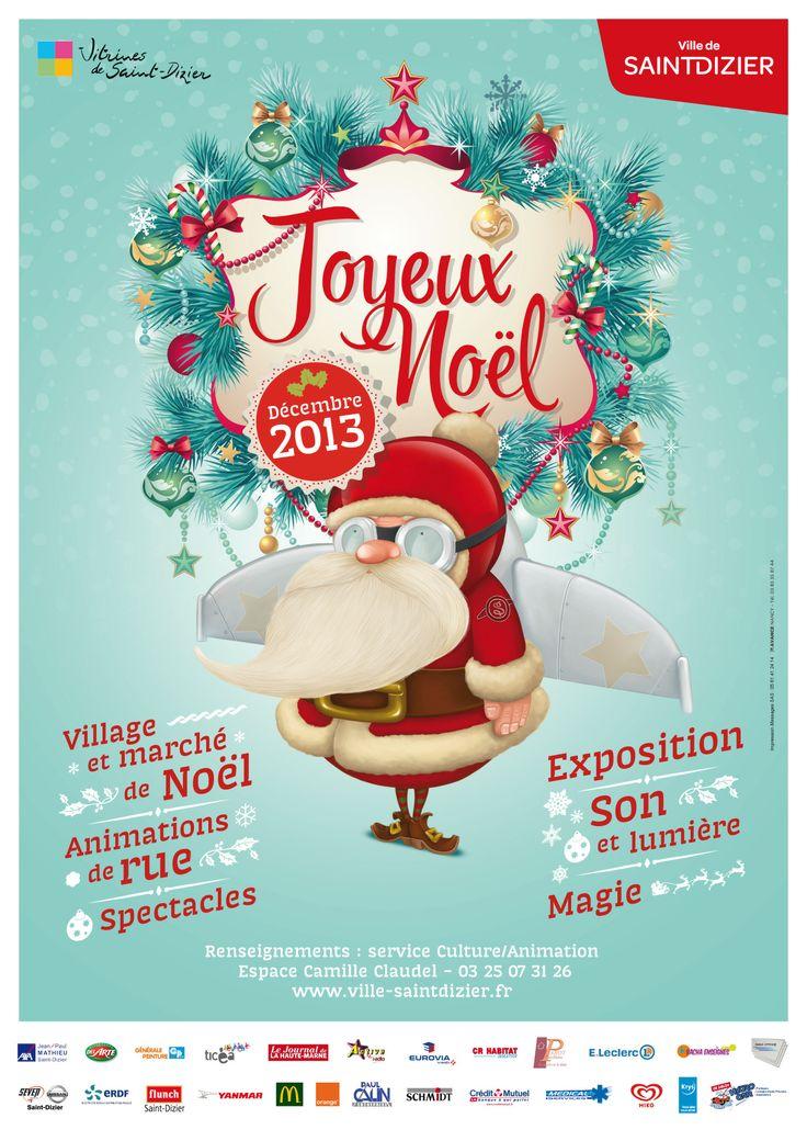 Good animations de nol saintdizier with foire expo saint for Foire de saint dizier