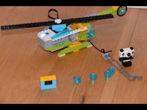 Lego Wedo 2.0 Kurtarma Helikopteri