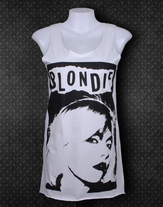 Hey, I found this really awesome Etsy listing at https://www.etsy.com/listing/106655700/blondie-band-debbie-harry-chris-stein