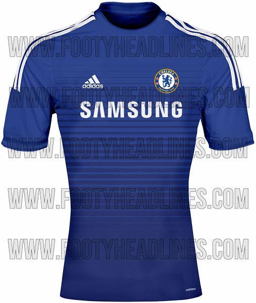 Camisas do Chelsea para a próxima temporada - http://www.colecaodecamisas.com/camisas-do-chelsea-para-a-proxima-temporada/ #colecaodecamisas #Adidas, #Chelsea