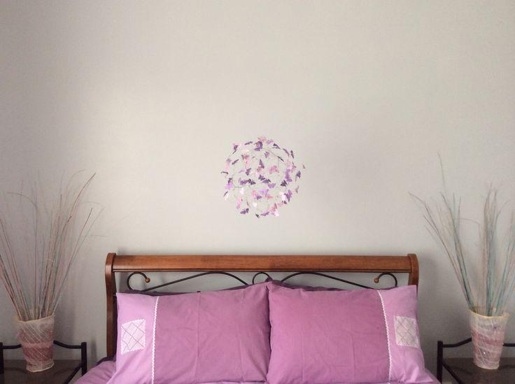 Butterfly orb