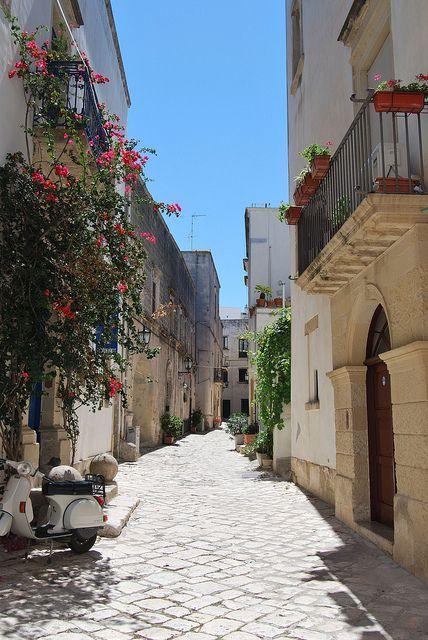 Otranto, Apulia, Italy