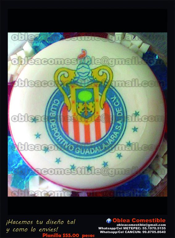 Así decoras gelatinas con Oblea Comestible ;)