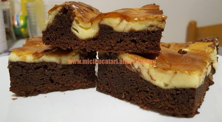 BROWNIES+CHEESECAKE+SI+CIOCOLATA