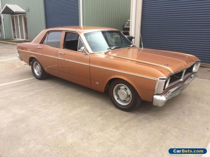 XY Ford Falcon v8 4 speed 1970 #ford #falcon #forsale #australia