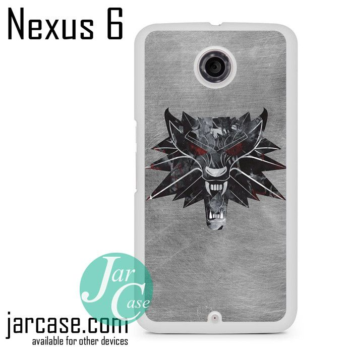 The Witcher Game Logo Phone case for Nexus 4/5/6