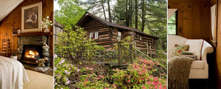 Vacation Cottage & Lodging -Bed & Breakfast Inn-NC Mountains - Tryon North Carolina near Asheville, Hendersonville, Flat Rock, and Saluda