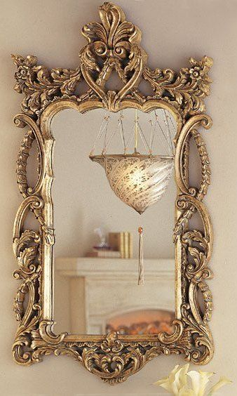 French golden mirrors are an amazing add to any home décor. This is the perfect mirror for a classic and one of a kind living room décor or entryway | Discover more: www.bocadolobo.com