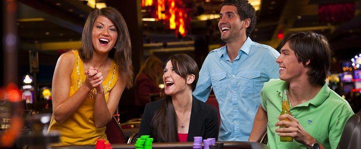 Palace Casino - Promotions/smoke free