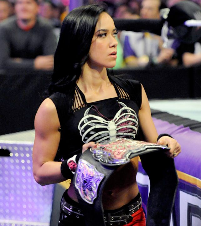 55 best images about aj lee on Pinterest | Belly rings, Wwe divas and Black widow