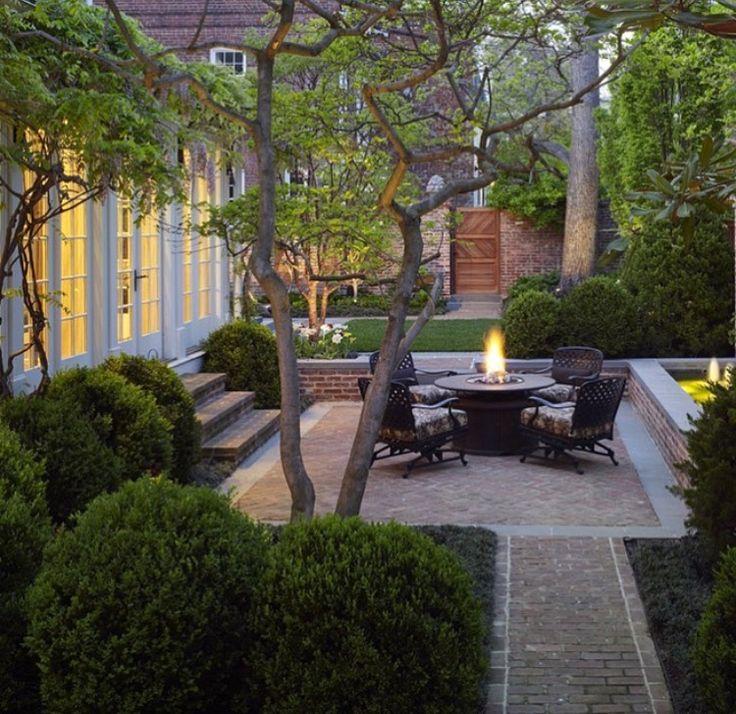 1005 best Garten images on Pinterest Small gardens, Backyard patio