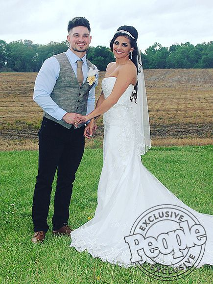 Big Brother and Survivor Contestant Caleb Reynolds Is Married – See the Photos!  Big Brother, Survivor, Wedding