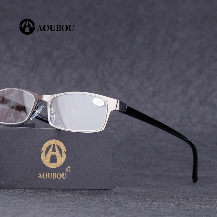 Aoubou brand unisex antireflective stainless steel