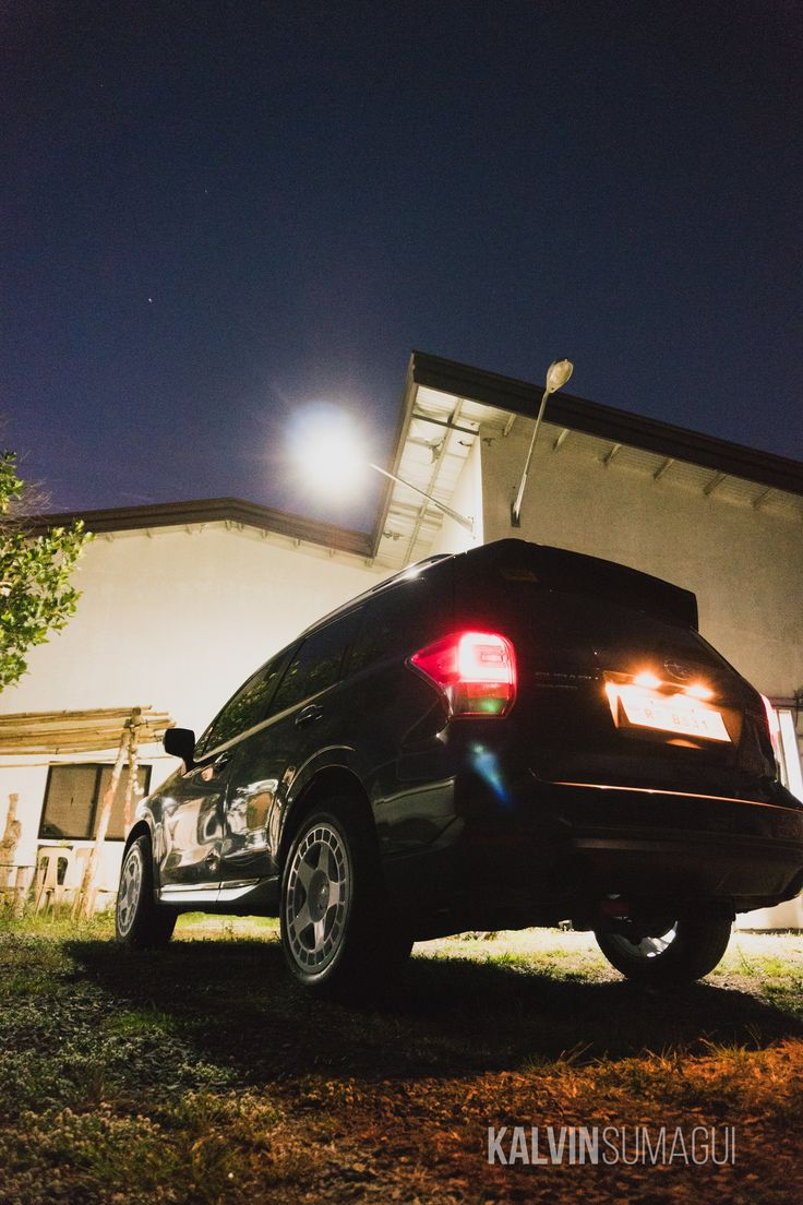 Subaru Forester XT on Fifteen52 Turbomacs in 2020 Subaru