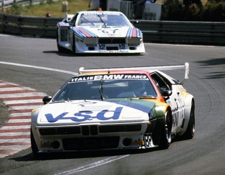 BMW M1 LM