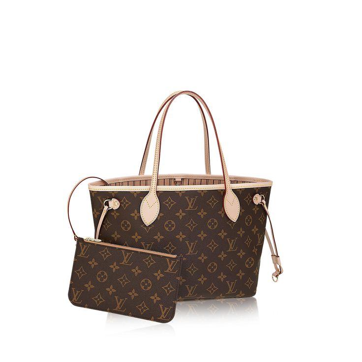 Discover Louis Vuitton Neverfull PM via Louis Vuitton