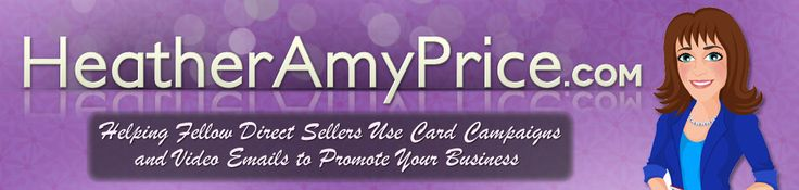 Direct Sales Relationship Marketing | Try 2 free cards and a video email to promote your direct sales business- social media marketer, skin care gal--- dm me!  http://heatheramyprice.com/