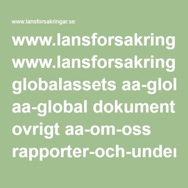 www.lansforsakringar.se globalassets aa-global dokument ovrigt aa-om-oss rapporter-och-undersokningar 04598-maskinskaderapport.pdf